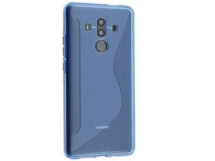 Wave Case for Huawei Mate 10 Pro - Blue Soft Cover