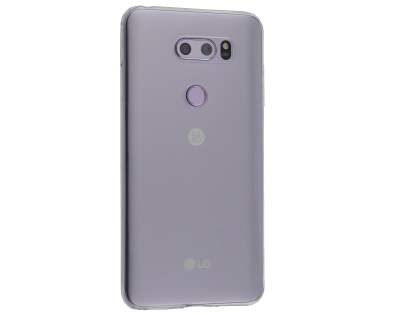 Ultra Thin Gel Case for LG V30+/V30 - Clear Soft Cover