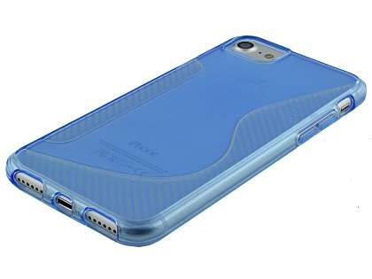 Wave Case for iPhone 8/7 - Blue