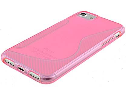 Wave Case for iPhone 8/7 - Pink