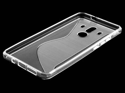 Wave Case for Huawei Mate 10 Pro - Clear