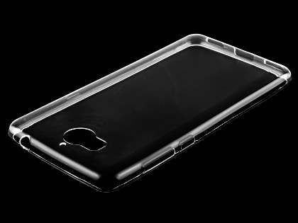 Ultra Thin Gel Case for Huawei Y5 (2017) - Clear Soft Cover