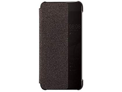 Official Huawei P10 Plus Smart View Flip Case - Brown S View Cover