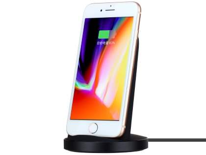 MOMAX Q.DOCK2 Fast Wireless Charger - Black