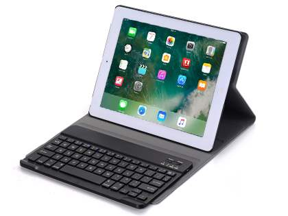 Keyboard and Case for iPad 2/3/4 - Classic Black
