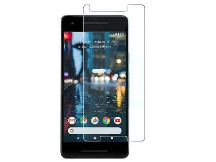 Flat Tempered Glass Screen Protector for Google Pixel 2 - Screen Protector