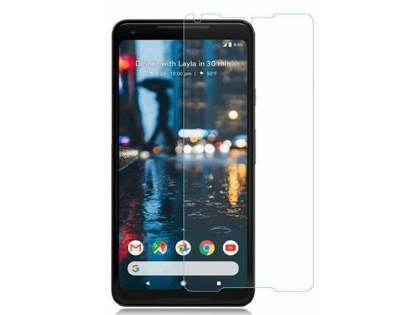 Flat Tempered Glass Screen Protector for Google Pixel 2 XL - Screen Protector