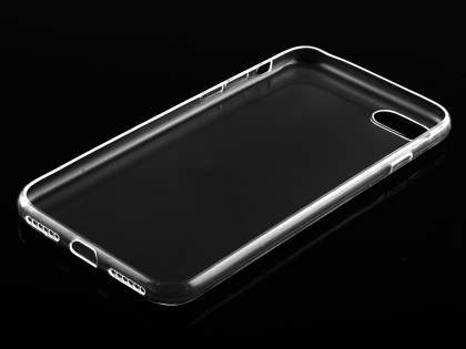 Ultra Thin Gel Case for iPhone 8/7 - Clear