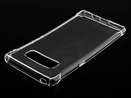 Gel Case with Bumper Edges for Samsung Galaxy Note8 - Clear