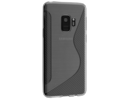 Wave Case for Samsung Galaxy S9 - Clear Soft Cover