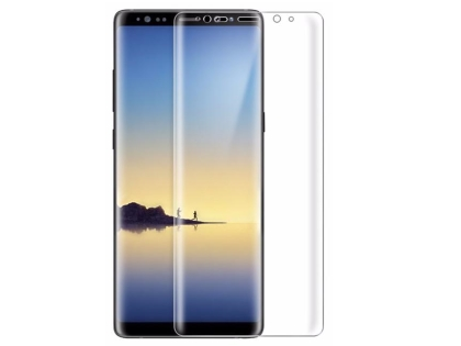Curved Ultra Clear Full Screen Protector for Samsung Galaxy Note8 - Screen Protector