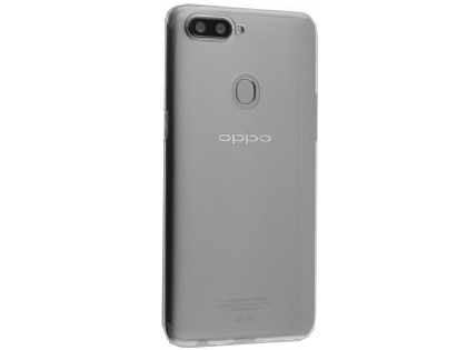 Ultra Thin Gel Case for OPPO R11s - Clear Soft Cover