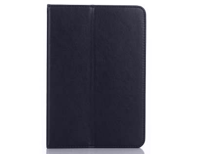 Synthetic Leather Case with Stand for iPad Mini 4 - Navy