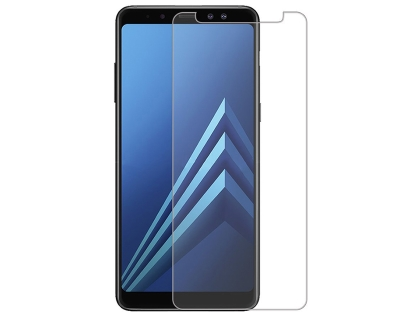Flat Tempered Glass Screen Protector for Samsung Galaxy A8 (2018) - Screen Protector