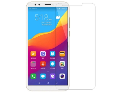 Flat Tempered Glass Screen Protector for Huawei Y7 Prime (2018) - Screen Protector