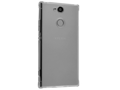 Gel Case with Bumper Edges for Sony Xperia XA2 - Clear Soft Cover