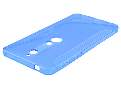Wave Case for Nokia 6.1 (2018) - Blue Soft Cover