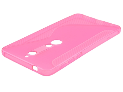 Wave Case for Nokia 6.1 (2018) - Pink Soft Cover