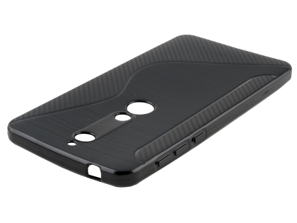 Wave Case for Nokia 6.1 (2018) - Black Soft Cover