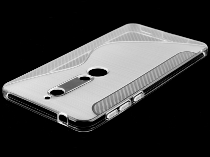 Wave Case for Nokia 6.1 (2018) - Clear Soft Cover