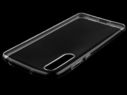 Ultra Thin Gel Case for Huawei P20 Pro - Clear Soft Cover