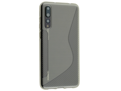 Wave Case for Huawei P20 Pro - Clear Soft Cover