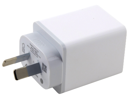 Genuine OPPO VOOC AK955 5A Fast Charging Adapter - White