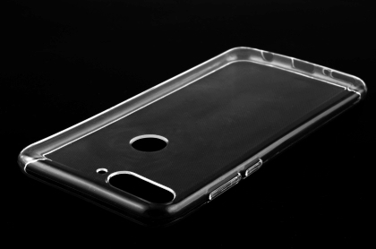 Ultra Thin Gel Case for Huawei Nova 2 Lite - Clear Soft Cover
