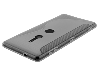 Wave Case for Sony Xperia XZ2 - Clear Soft Cover