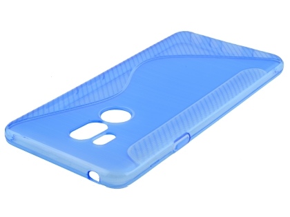 Wave Case for LG G7 ThinQ - Blue Soft Cover