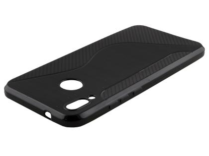 Wave Case for Huawei Nova 3e - Black