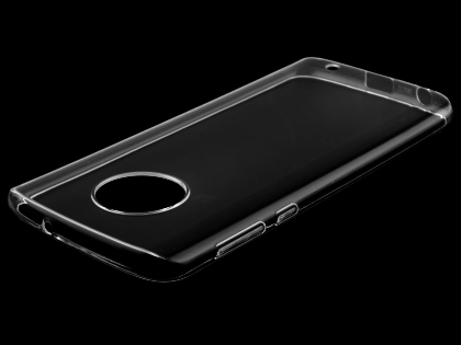 Ultra Thin Gel Case for Motorola Moto G6 - Clear Soft Cover