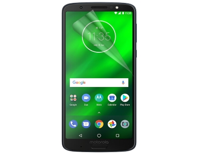 Ultraclear Screen Protector for Moto G6 Plus - Screen Protector