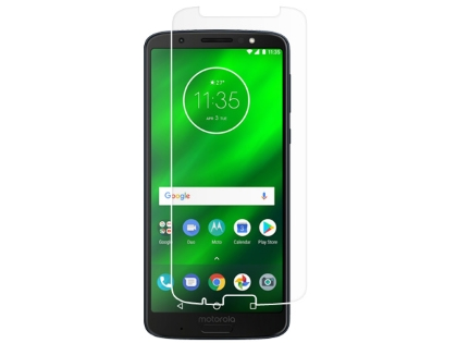 Flat Tempered Glass Screen Protector for Moto G6 Plus - Screen Protector