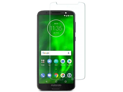 Flat Tempered Glass Screen Protector for Moto G6 - Screen Protector