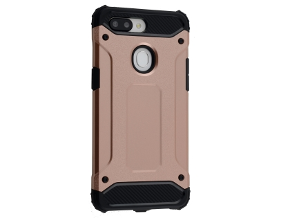Impact Case for OPPO R15 Pro - Rose Gold/Black Impact Case