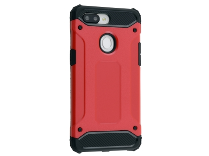 Impact Case for OPPO R15 - Red/Black Impact Case
