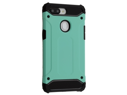 Impact Case for OPPO R15 - Mint/Black Impact Case