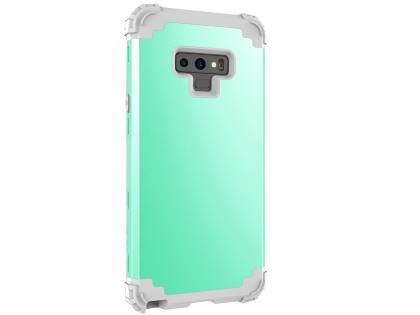 Defender Case for Note9 - Mint Impact Case