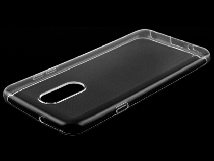 Ultra Thin Gel Case for LG Q7 - Clear Soft Cover