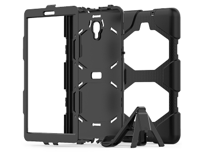 Rugged Impact Case for Samsung Galaxy Tab A 10.5 - Classic Black