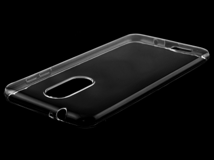 Ultra Thin Gel Case for LG K9 / K8 (2018) - Clear Soft Cover