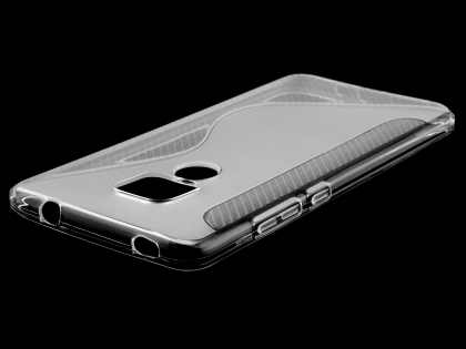 Wave Case for Huawei Mate 20 - Clear Soft Cover