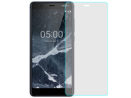Tempered Glass Screen Protector for Nokia 5.1 - Screen Protector
