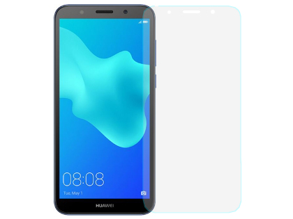 Tempered Glass Screen Protector for Huawei Y5 Prime (2018) - Screen Protector