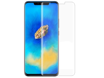 Curved Ultra Clear Full Screen Protector for Huawei Mate 20 Pro - Screen Protector