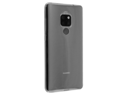 Ultra Thin Gel Case for Huawei Mate 20 - Clear Soft Cover
