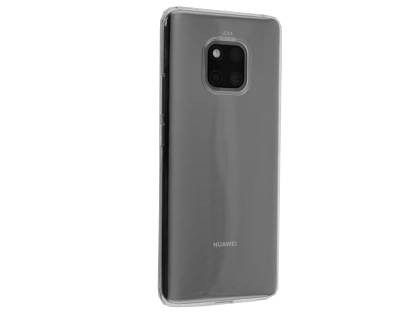Ultra Thin Gel Case for Huawei Mate 20 Pro - Clear Soft Cover