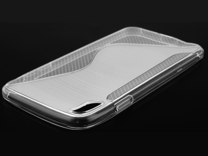 Wave Case for Apple iPhone Xs Max - Clear