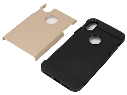 Impact Case for Apple iPhone Xs/X - Grey/Black